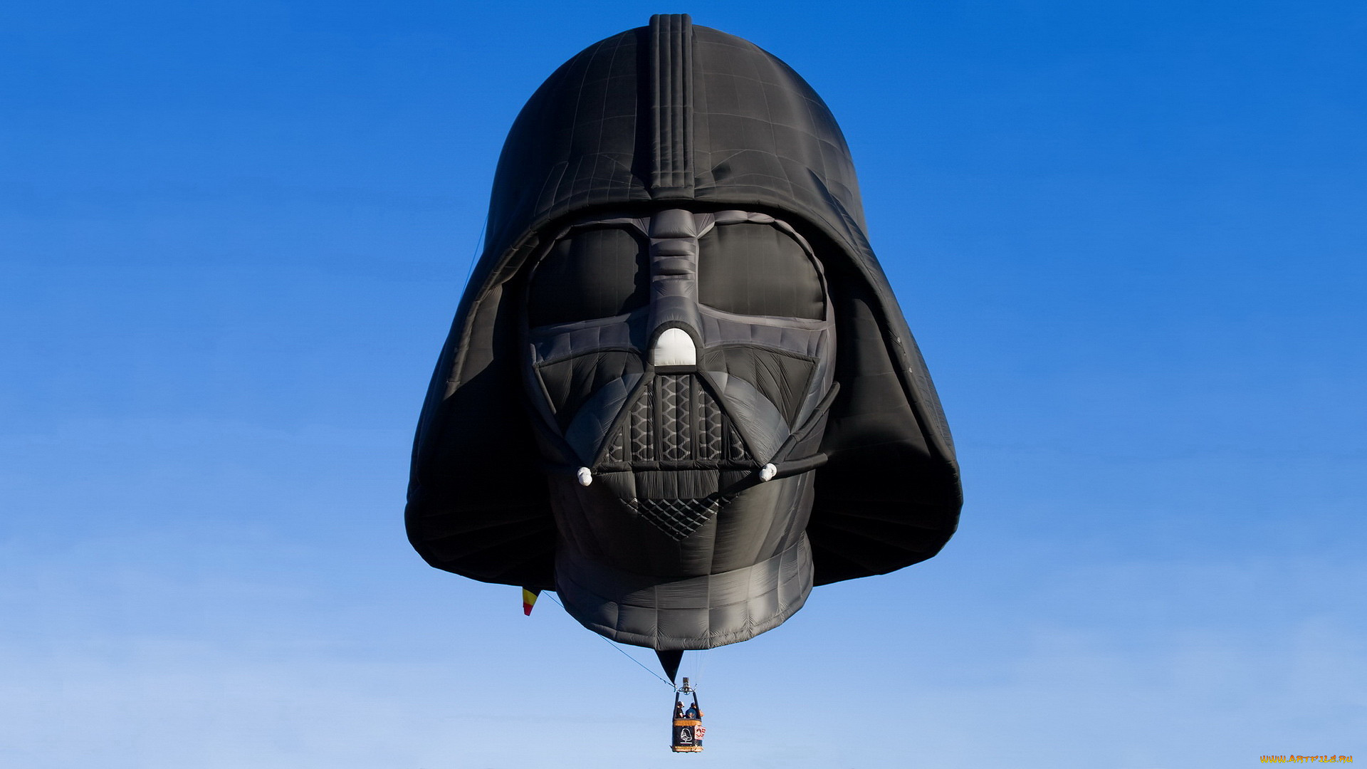 Обои воздушный шар, корзина. Авиация foto 17